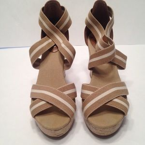 Womens wedges size 10